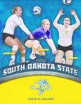 2013 South Dakota State Volleyball Media Guide by South Dakota State University