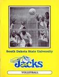 South Dakota State University Jacks Volleyball (1991) by South Dakota State University