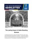 The New Beginnings Newsletter, June 2020