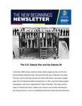 The New Beginnings Newsletter, January 2021