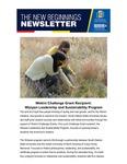 The New Beginnings Newsletter, April 2021