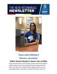 The New Beginnings Newsletter, August 2021