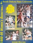 1998-99 Jackrabbit Women's Basketball Media Guide by South Dakota State University