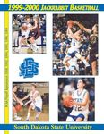 1999-2000 Jackrabbit Women's Basketball Media Guide by South Dakota State University