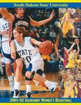 2001-02 Jackrabbit Women's Basketball by South Dakota State University