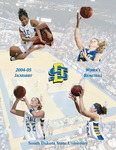 2004-2005 Jackrabbit Women's Basketball