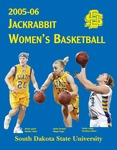 2005-06 Jackrabbit Women's Basketball by South Dakota State University
