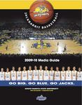 Jackrabbit Women's Basketball 2009-10 Media Guide by South Dakota State University