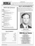 1997 South Dakota State University Wrestling Media Guide by South Dakota State University