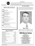 1998 South Dakota State University Jackrabbit Wrestling Media Guide by South Dakota State University