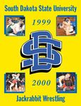 South Dakota State University 1999-2000 Jackrabbit Wrestling by South Dakota State University