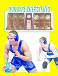 2002-03 South Dakota State University Wrestling