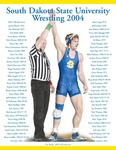 South Dakota State University Wrestling 2003-2004 by South Dakota State University