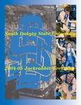 South Dakota State University 2004-05 Jackrabbit Wrestling by South Dakota State University