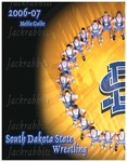 2006-07 Media Guide South Dakota State Wrestling by South Dakota State University