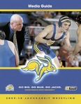 Media Guide 2009-10 Jackrabbit Wrestling by South Dakota State University