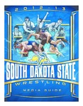 2012-13 South Dakota State Wrestling Media Guide by South Dakota State University