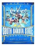 2012-13 South Dakota State Wrestling Media Guide
