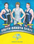 2013-14 Jackrabbit Wrestling Media Guide by South Dakota State University