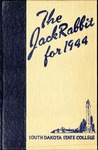 Jack Rabbit 1944 by South Dakota State College of Agriculture and Mechanic Arts
