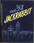 The 1952 Jack Rabbit by Students Association of South Dakota State College